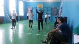 Мастер-класс для учителей физической культуры города